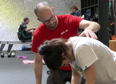 Fisioterapia, recuperación funcional