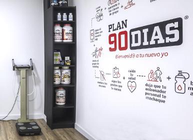 Plan 90 días, asesoramiento nutricional