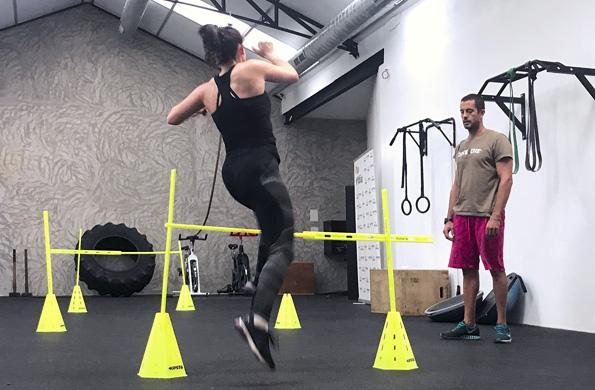 preparación pruebas físicas oposiciones