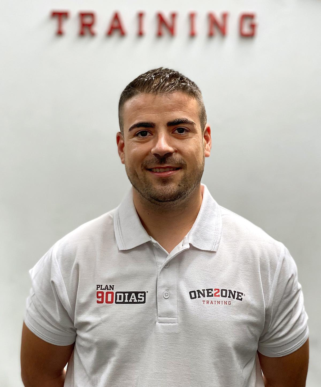 Alvaro - entrenador personal