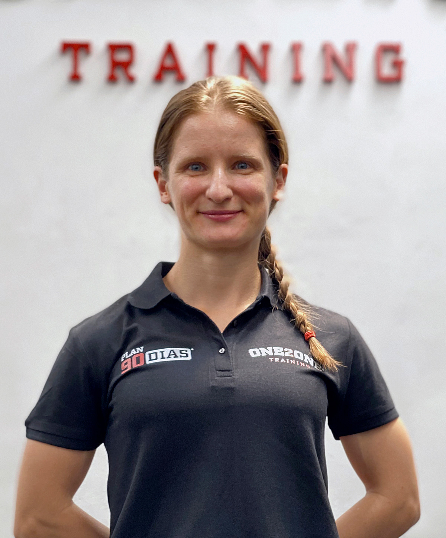 Susi - entrenadora personal
