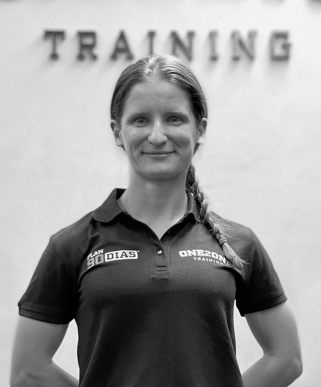 Susana - entrenadora personal