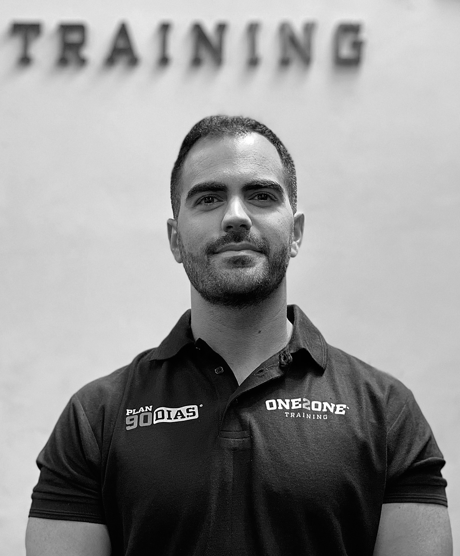 Vicente - entrenador personal