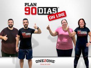 Plan 90 días online